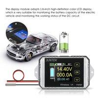 VAT 4300 DC 0.01 400V 0.1 300A Multifunctional Wireless Digital Bi directional Voltage Current Power Meter Voltmeter VAT4300