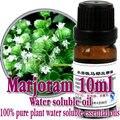100% pure planta manjerona solúvel em água óleos essenciais aromaterapia óleo de banho aliviar a pressão de regulação do ciclo menstrual