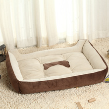 JORMEL Dog Bed Kennel Mat Soft Pet Cat Dog Warm Bed House Dog Sofa Pad Warm Plus Size Small Middle Large Pet Animal Home extra large soft cosy warm fleece pet dog cat animal blanket bed mat pad