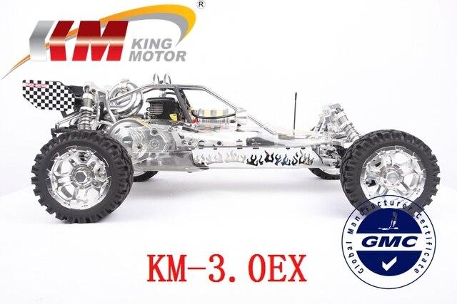 3.0EX 30.5cc Baja 5B Metal Enhanced version