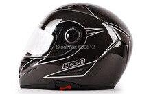 Аутентичные BEON высокого класса углеродного волокна двойной объектив внедорожник анфас мотокросс шлем мотоцикла B-550 зима теплая OFF Road шлемы