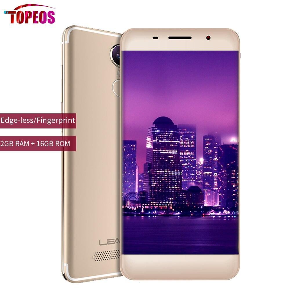 bilder für Leagoo m5 rand 2017 MT6737 Quad Core Android 6.0 2 GB RAM 16 GB ROM 13MP 5,0 zoll 1280*720 Fingerabdruck 4G LTE Smartphone