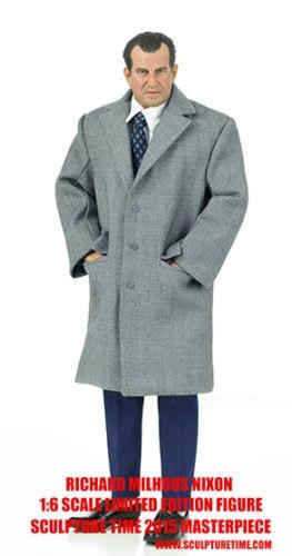 купить ST-006 1/6 America President Richard Milhous Nixon Male Figure Model Collections недорого