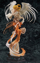 Japan Anime MF 25th anniversary My Goddess Belldandy WIth Holybell ver Action figure PVC 32cm collection model girl doll