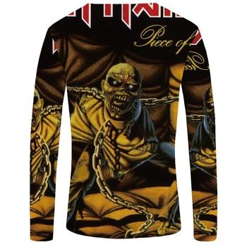 Skull Gun T Shirt 1