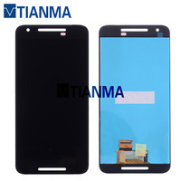 No Dead Pixel Tested 5 2 1920x1080 LCD For LG Nexus 5X Display Touch Screen For