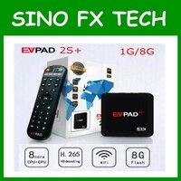 NEW version Evpad 2s+ Android TV box streaming box for Korean Japan CN HK MY TW US NZ AU users lifetime free pk Unblock Ubox