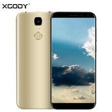 XGODY D24 Pro 4G LTE 18:9 Full Screen 5.5 Inch MTK6737 Quad Core 2GB+16GB Dual Sim Fingerprint 2500mAh Android 7.0 Smartphone