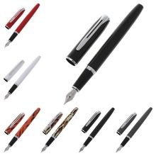 Jinhao 996 Luxury Men Fountain Pen Business Student 0.5mm Extra Fine Nib Calligraphy School Office Supplies Writing Tool