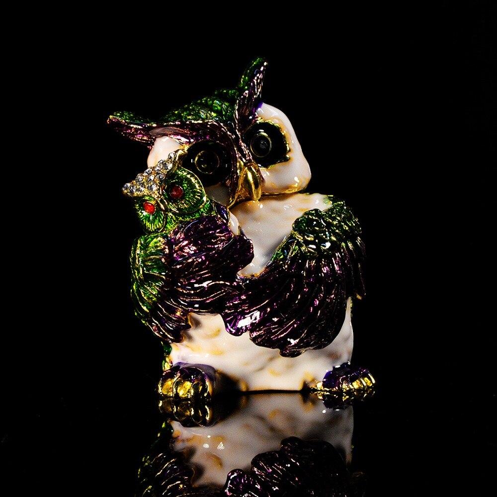 QIFU Superior Quality Owl Statue Home Decor