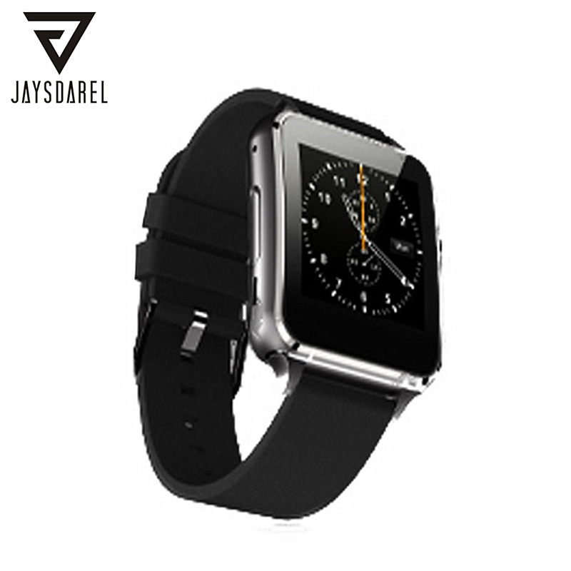 JAYSDAREL X7 Heart Rate MTK6261A Smart Watch Camera 3D IPS Screen Support SIM TF Card Bluetooth Smart Wristwatch for Android iOS jaysdarel heart rate blood pressure monitor smart watch no 1 gs8 sim card sms call bluetooth smart wristwatch for android ios