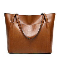 Handbags Women Bags PU Leather Fashion Crossbody Bag Woman Popular Temperament Female Big Handbags