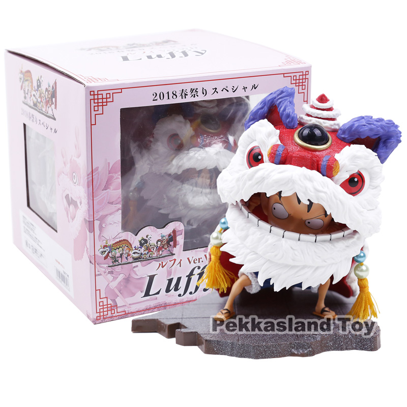 The Cheapest Price 9.84one Piece New Year Festival Play The Violin Brook New Year Dragon Dance Pvc Action Figure Model Toys Boxed 25cm N697 Toys & Hobbies