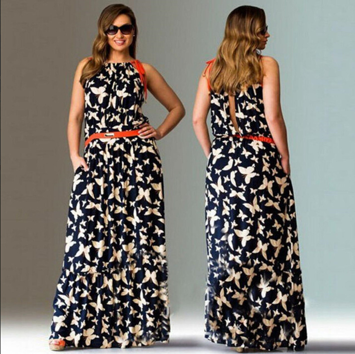 Compare Prices on Pattern Maxi Dress- Online Shopping/Buy Low ...
