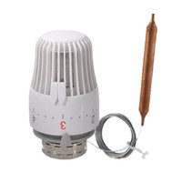 CE Energy Saving 30 70 Degree Control Floor Heating System Thermostatic Radiator Valve Head M30 1