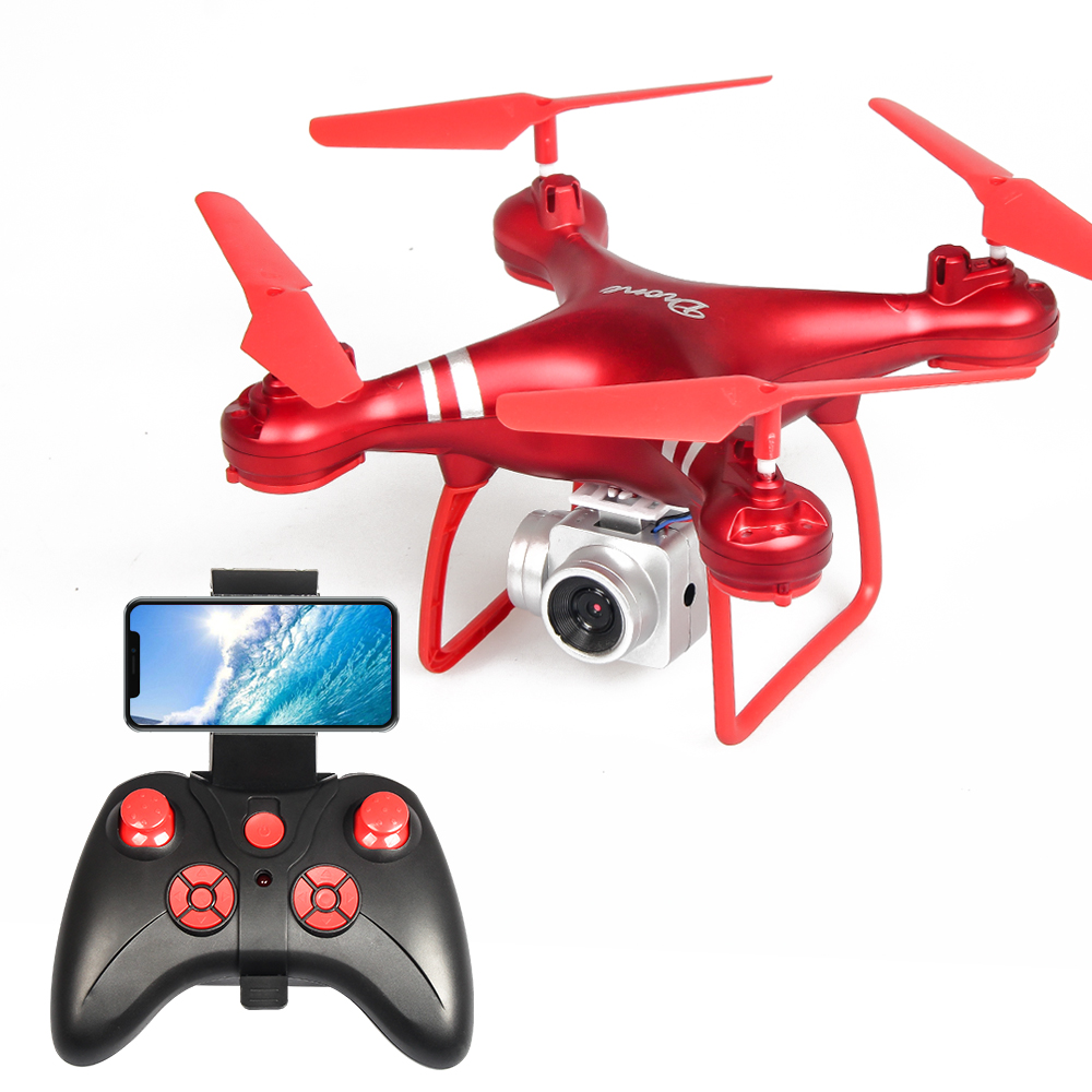 RC Helicopter Drone with Camera HD WIFI FPV Selfie Drone Professional Foldable Quadcopter VS DJI phantom 4 RC Drone