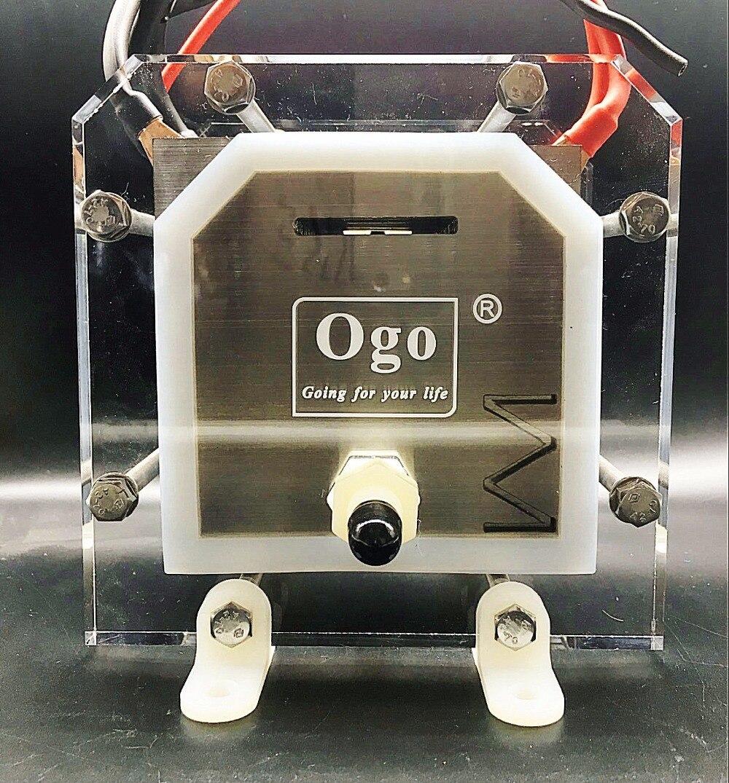 e1a47823f41 NOVA OGO HHO Gerador de Gás de 25 placas Menos consumo Mais eficiência CE  certificados FCC RoHS em Poupança de combustível de Automóveis   Motos no  ...