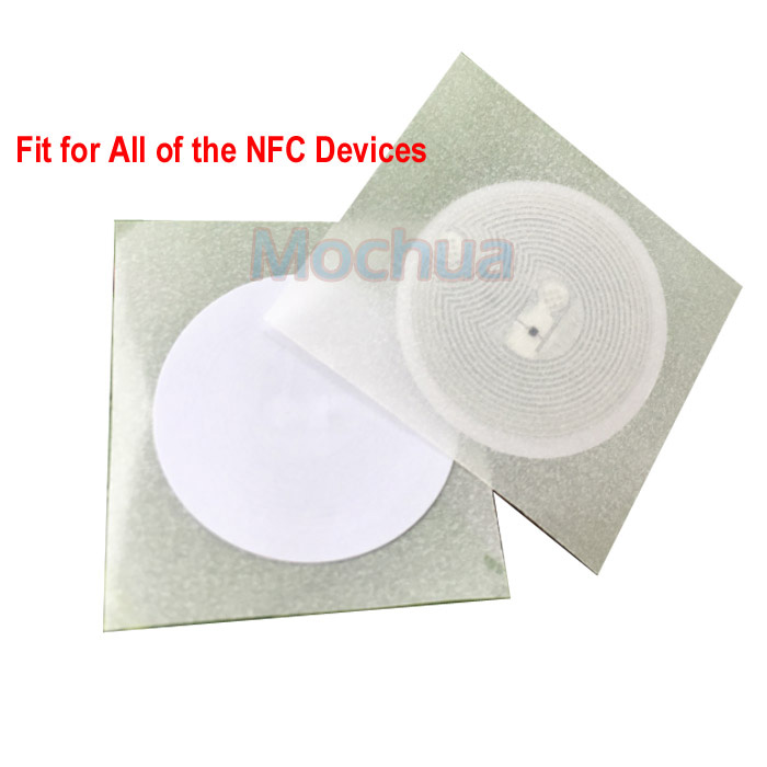 Ntag213 NFC Tag Sticker Ntag 213 NFC Sticker Tag Universal Lable RFID Tag For All NFC Enabled Phones 50pcs