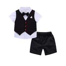 BOTEZAI Toddler Baby Girls Boys Clothing Sets cotton