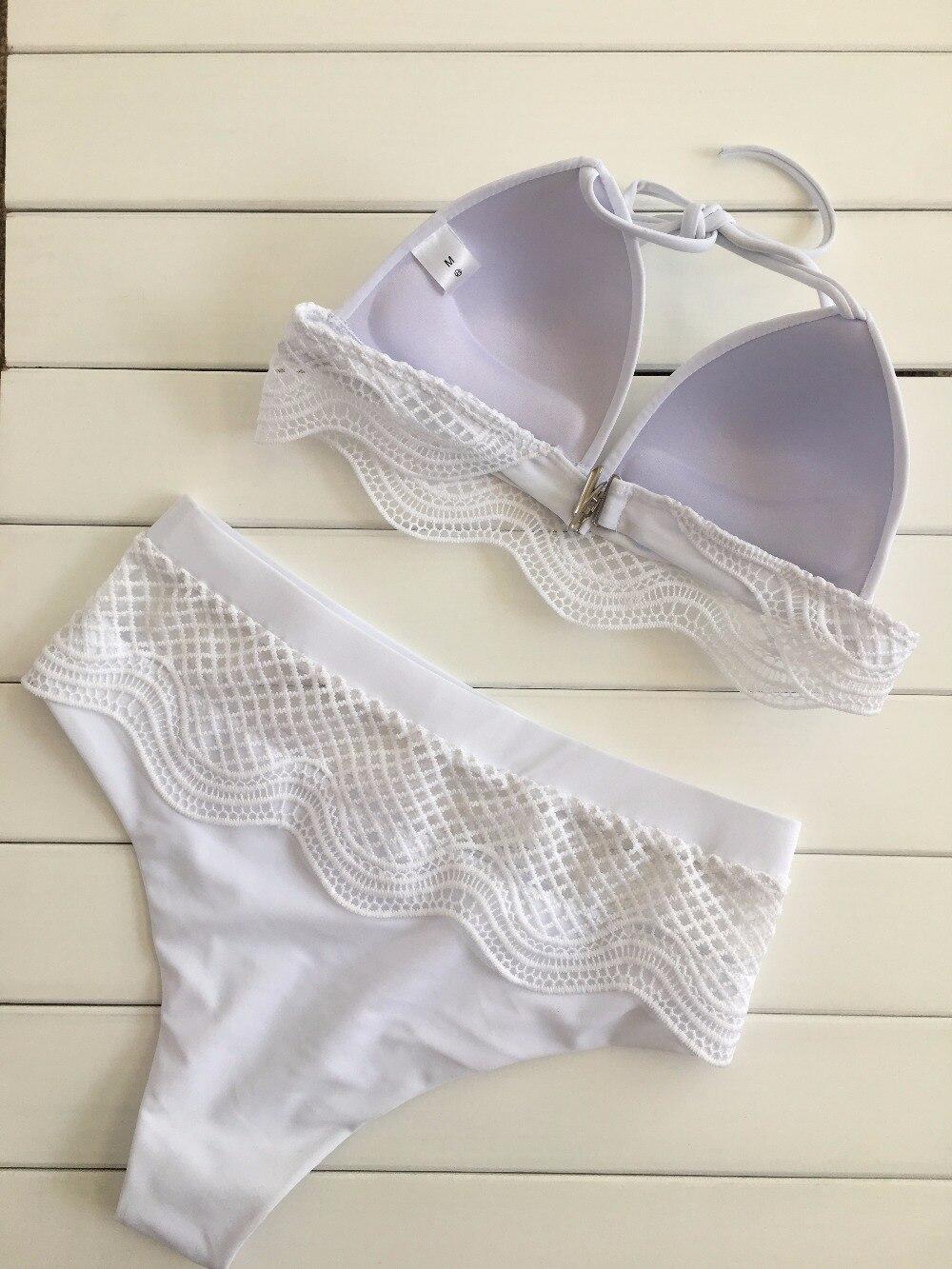 e9058aad3a5 Rhyme Lady Women sexy bikini set girls Beach Bathing Suit Swimsuit Push Up 2018  high waist. артикул: 32862353455