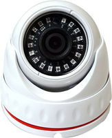 SMD Led AHD 1080P 2.0MP IR CCTV Dome Camera System with 3.6mm Lens Metal Waterproof Casing