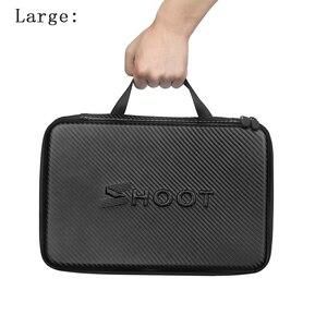 Image 5 - Портативный чехол для камеры Eva для GoPro 9 8 7 5 Black Xiaomi Yi 4K Eken H9r Sjcam M10 Go Pro Hero 7