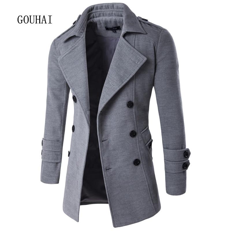 Online Get Cheap Mens Peacoat Jacket -Aliexpress.com   Alibaba Group