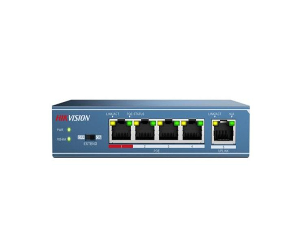 Image 5 - Hikvison 4 Port 8 Port 16 Port 24 Port PoE Switch DS 3E0105P E DS 3E0109P E DS 3E0318P E DS 3E0326P E 250m Transmission distance-in Transmission & Cables from Security & Protection
