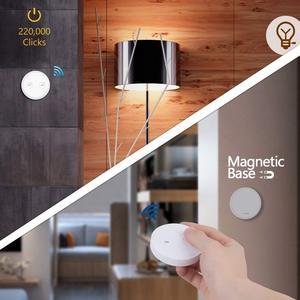 Image 2 - Mini télécommande Portable, 200m, prise sans fil ue, pour ventilateurs de lumière, appareils domestiques 10a, sans WiFi, sans application, facile à utiliser