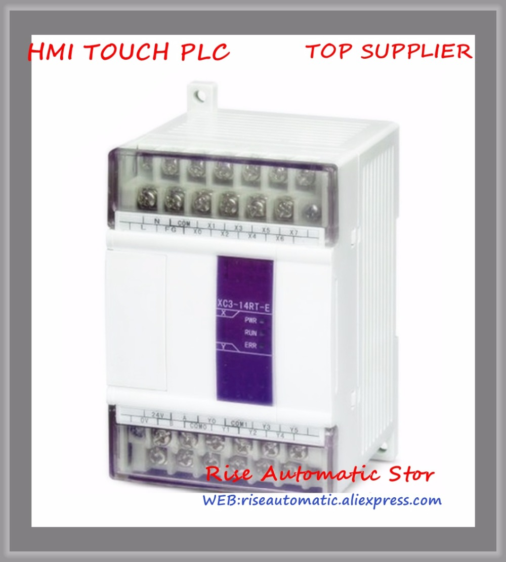 New Original Programmable Controller Series PLC Module DI 8 DO 8 Transistor XC1-16T-E AC220V well tested working a3ncpup21 plc module original brand new well tested working one year warranty