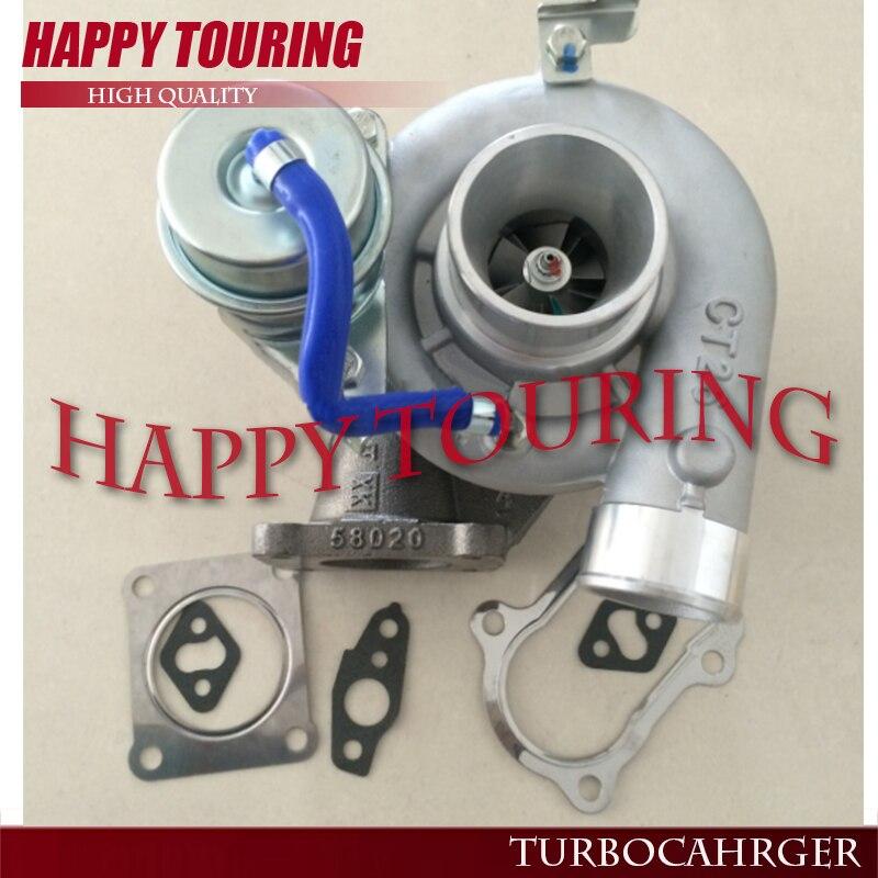 все цены на CT26 Turbo Turbocharger For TOYOTA LANDCRUISER 1HD-T 4.2 90-97 TOYOTA COASTER 1HD-T 4.2 1990-1993 17201-17010 17201-17030