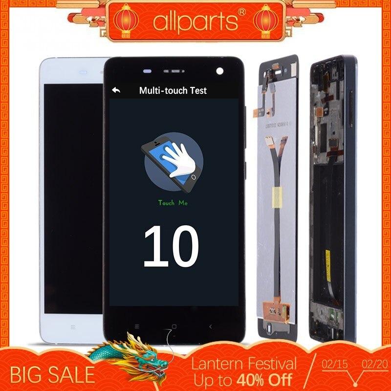 1920x1080 écran LCD Pour L'affichage XIAO mi mi 4 LCD écran tactile avec Cadre Remplacer Affichage Pour Xiao mi mi 4 mi 4 M4 écran lcd #4