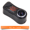 QQ7 Camera Full HD H.264 MOV 1080P Portable Mini Camera 30FPS Camcorder 185 Degree Wide Angle DV Motion Detection Sensor DVR