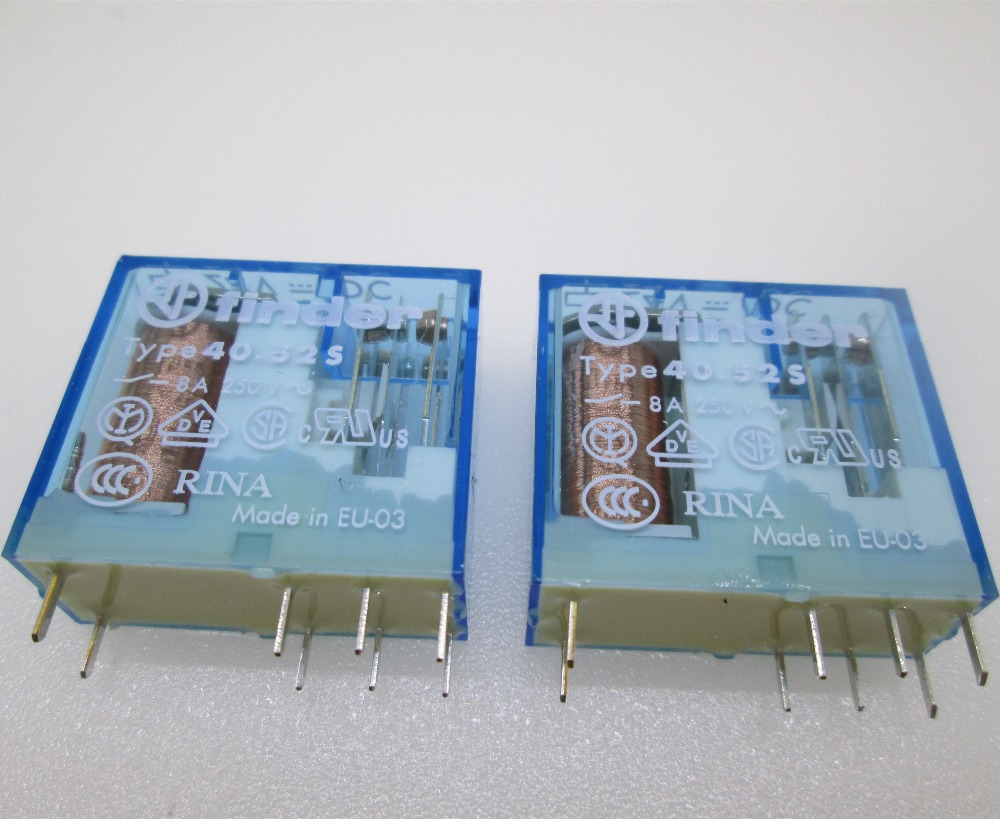 HOT NEW relay 40.52.7.024.0001/40.52S 24VDC 40.52S-24VDC DC24V 8A 250V DIP8HOT NEW relay 40.52.7.024.0001/40.52S 24VDC 40.52S-24VDC DC24V 8A 250V DIP8