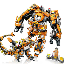 Iron Man Compatible Legoe avengers Armor warrior soldier mini figures building blocks enlighten bricks toys for children friends