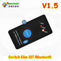 2016 New V 1.5 Mini Bluetooth ELM327 OBD2 V1.5 Diagnostic Scanner With Power Switch on/off button ELM 327 BT