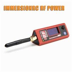 ImmersionRC радиочастотный измеритель мощности v2 w/интегрированная 8 часов в режиме Батарея для модели RC беспилотного мультикоптера запасные час...