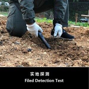 Image 2 - Detector de metais gold hunter tm, detector de metais portátil, à prova dágua, detector de ouro subterrâneo