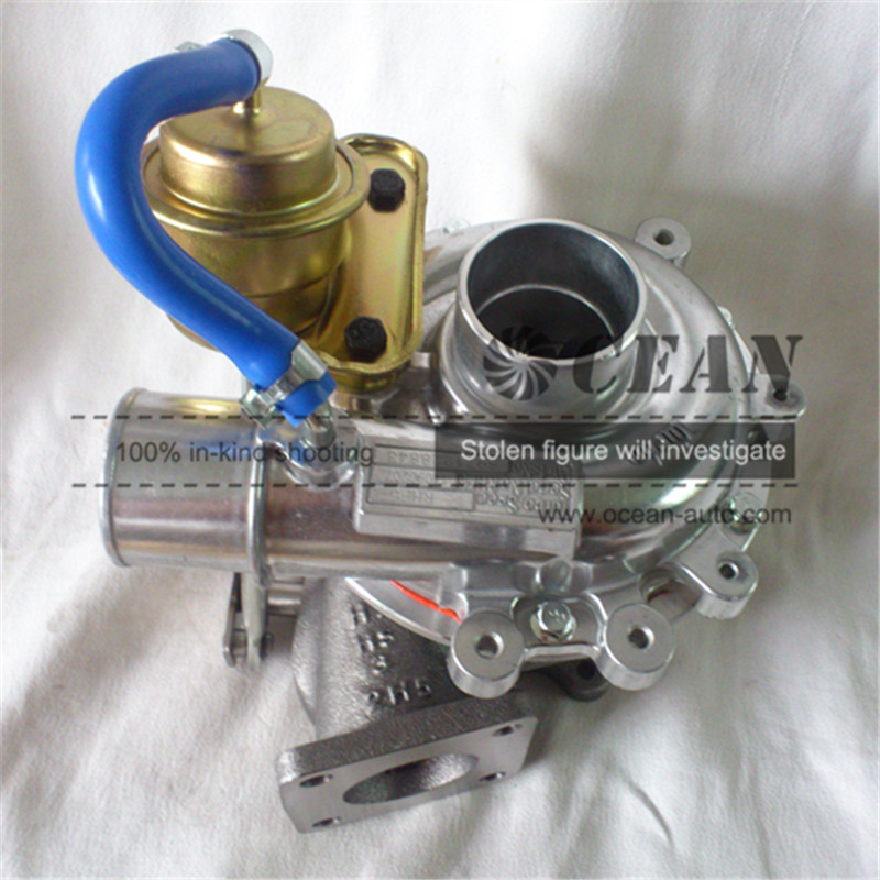 Turbocompresseur RHF5 VJ25 WL11 WL1113700 VA430012 Turbocompresseur Pour mazda MPV B2500 Bravo 1996-1999 J82Y 2.5L TD 115HP