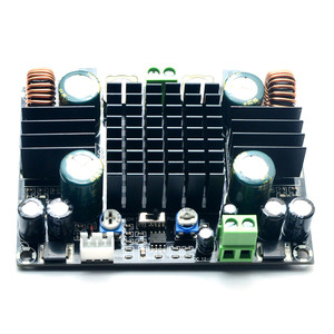 Image 2 - CIRMECH TPA3116 High power Car Audio Amplifier Board Mono 150W TPA3116D2 Amplifier Built Double Booster System Amplifier