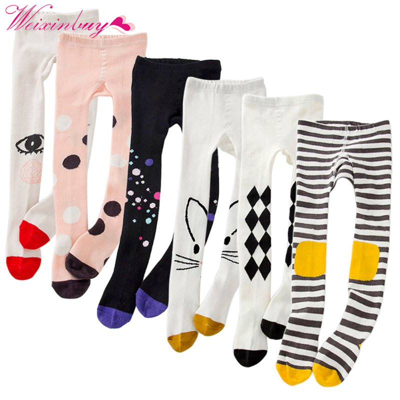 2017 Kids Baby Tights Cartoon Child Pattern Long Stocking 6 Styl Organic Cotton Girls Tights Stocking Cute Kids Pantyhose Tight sitemap 22 xml