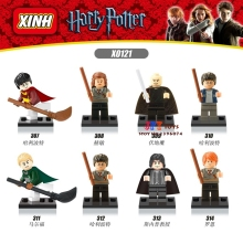 Harry Potter Half-Blood Prince Ron Severus Snape Lord Voldemort sets bricks building blocks Baby Kid toys(China (Mainland))