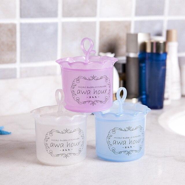Bellezza del viso di schiuma detergente tazza di Super utile latte detergente sc