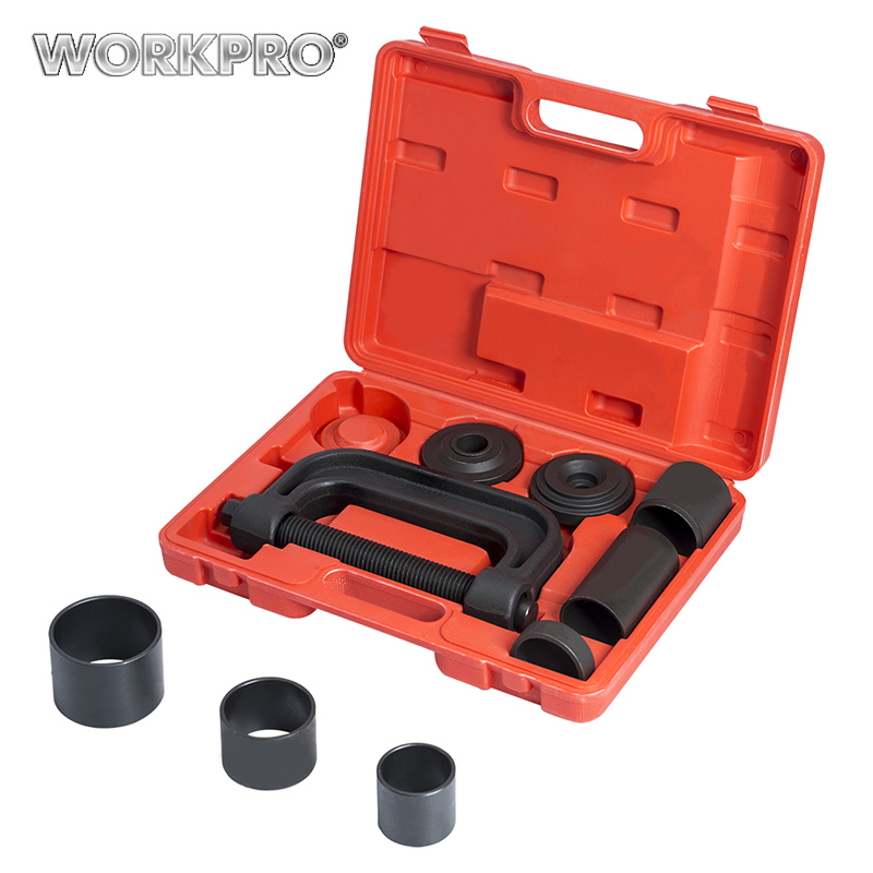 WORKPRO 4WD BALL JOINTER REMOVER/INSTALLER SET CAR REPAIRING TOOL SET