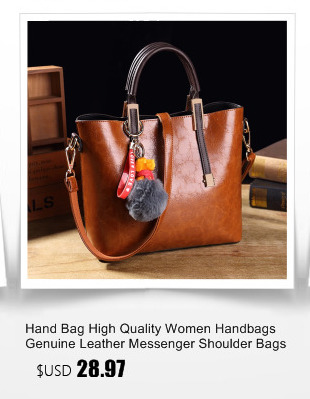 vintage bolsas de alta qualidade multi-funcional bolsas