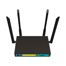 4g lte wifi router  CPE Router 300 Mbps CAT6 LTE Modem wireless With SIM Card Slot Wi-Fi Repeater English firmware