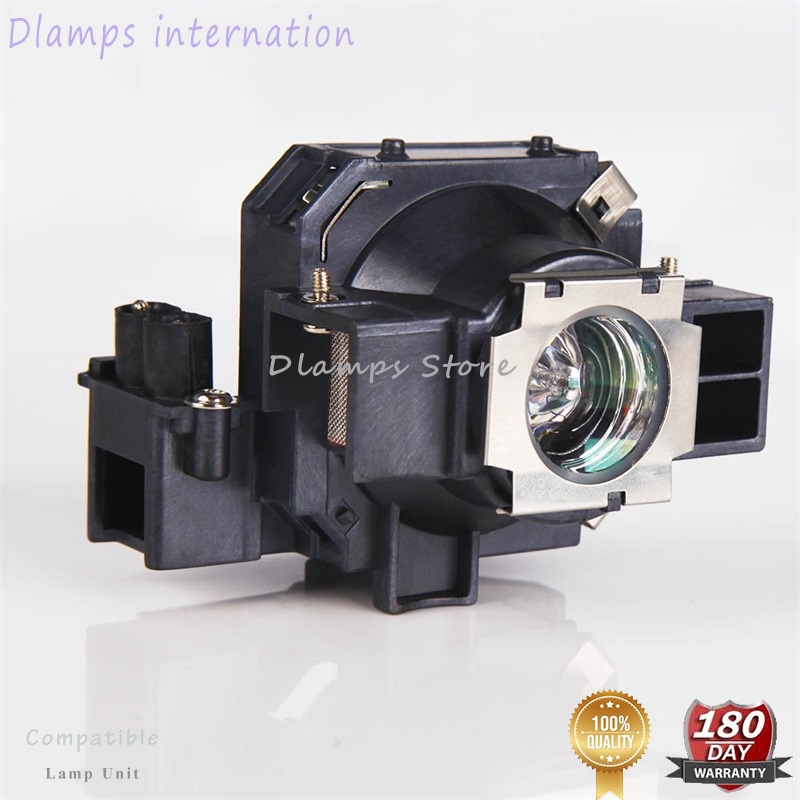 compatible EMP-732 EMP-737 EMP-740 EMP-745 EMP-750 EMP-755 EMP-760 ELPLP32 V13H010L32 for Epson projector lamp with housing replacement projector lamp elplp32 v13h010l32 for epson emp 750 emp 740 emp 765 emp 745 emp 737 emp 732 with housing