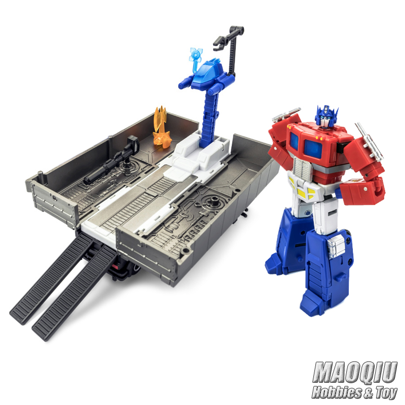 Transformers DX9 X34 small scale optimus prime war commander in stock