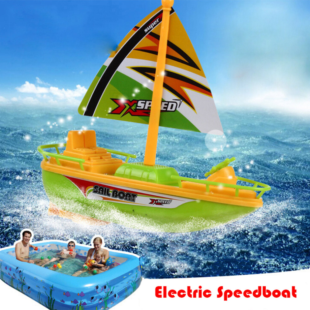 Electric Sdboat Sd Racing Boat Motor Baby Bath Bathtub Kids Toys X Mas Gift In Rc Boats From Hobbies On Aliexpress Alibaba Group