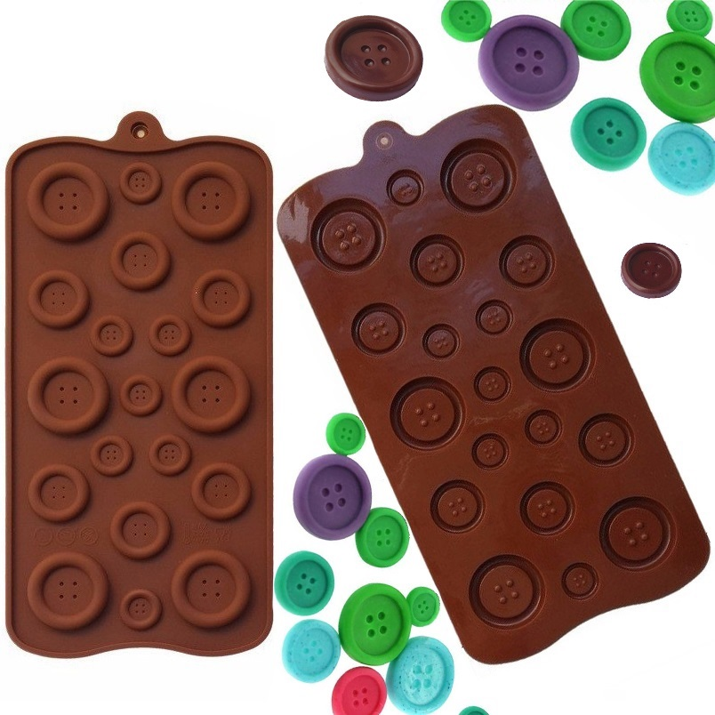 Button Cutters For Cakes